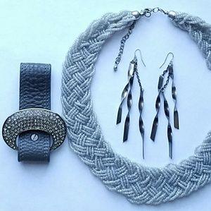 Jewelry - BUNDLE💥Bundle Silver Jewelry