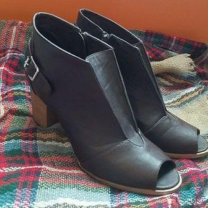 Lane Bryant 12w booties
