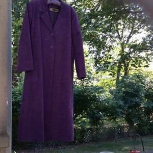 Coat, ultrasuade