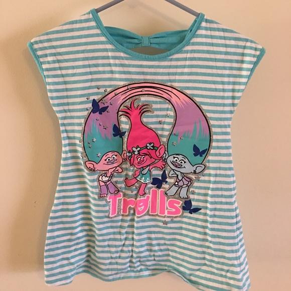 1210b8f1c Dreamworks Trolls Shirts & Tops   Trolls Top For Little Girl Size 78 ...