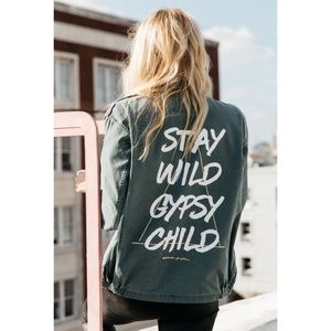 NWT Spiritual Gangster Stay Wild Gypsy Child