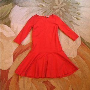 Timeless red dress
