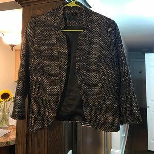 Tweed Aqua Jacket