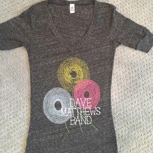 Dave Matthews Band Tshirt