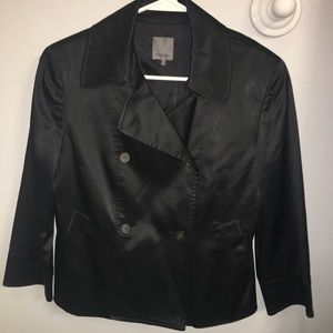 Cute satin-ish lined jacket. $8 or 3/$20