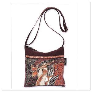 Moroccan Mares Crossbody Bag