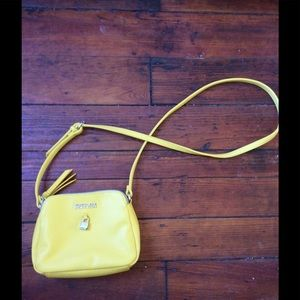Preowned Kenneth Cole reaction bag yellow