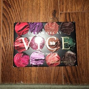 Urban Decay Vice Lipstick Pallette