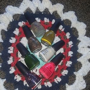 China Glaze nail polish lot!