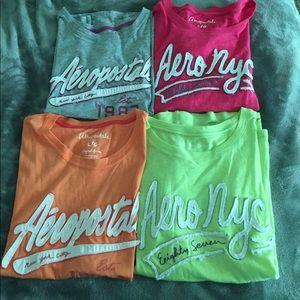Aéropostale LOT casual t-shirts!!!