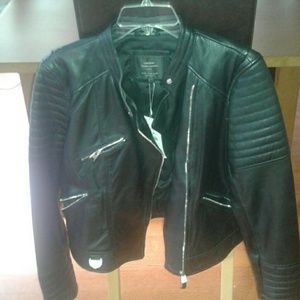 BRAND NEW ALL LEATHER JACKET