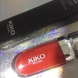 Kiko Instant Color Matte Liquid Lipstick