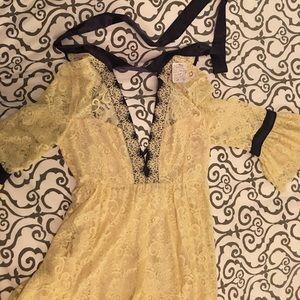 Free People Lace Dress