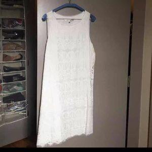 Max Studio Whit Lace Dress