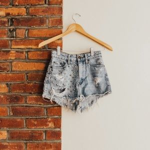Cheeky Urban Outfitters BDG shorts