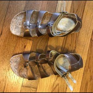 Shoes - UGGS!! Rare Gladiator Sandals!! 💥💥