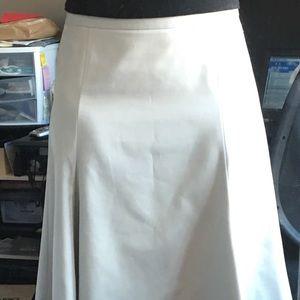 Theory Mid Length Skirt