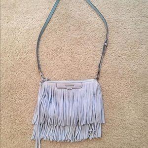 Rebecca minkoff fringe purse