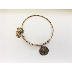"Alex and Ani ""Path of Life"" bangle bracelet"
