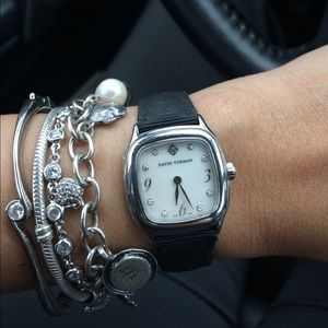 david yurman diamond dial watch