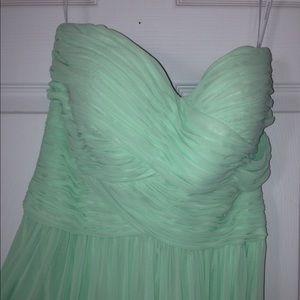 Bridesmaid dress - Donna Morgan - Sz 2