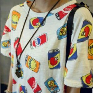 Soda Graphic TShirt