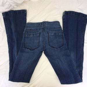 Free People Pull On Flare Jeans 24R
