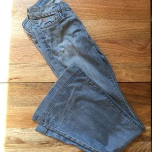 Hudson Bell Jeans size 26