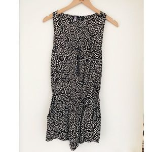 Forever 21 Romper with tie waist