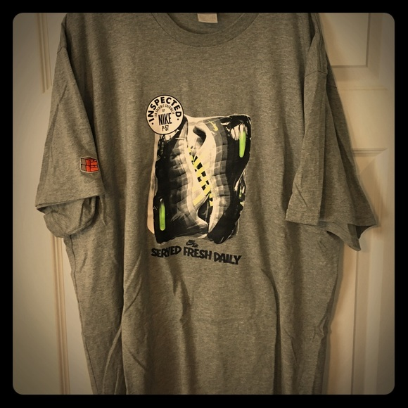 Nike Shirts Sportswear Air Max 95 Tshirt Poshmark