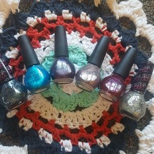 Other - Nicole by OPI 6 nail polish lot!