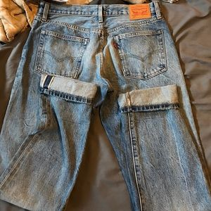 NWT Levi's Boyfriend Style Jeans