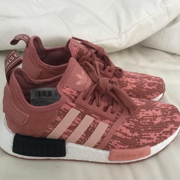 le adidas donne nmd r1 crudo poshmark rosa rosa rosa ad9c8e