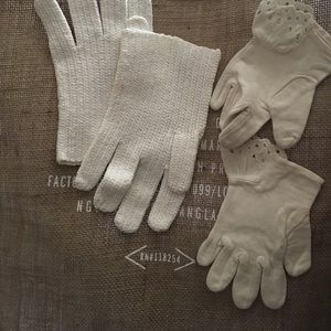 Vintage gloves. Great for photo shoots
