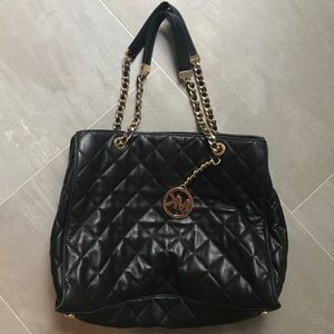 Large quilted Michael Kors purse