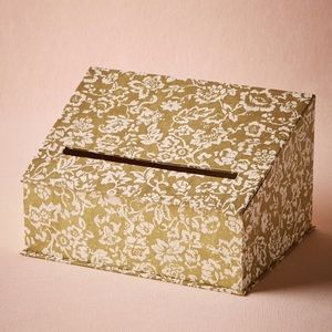 BHLDN card box