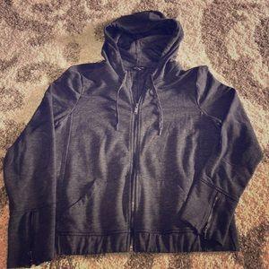 BR Moto-Style Sweatshirt