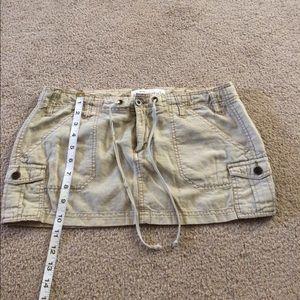 Aeropostale Mini Shirt W/ pockets