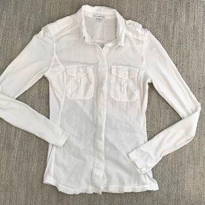 James Peres Long Sleeve Button Down Shirt