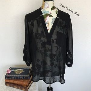 💠Just in💠 Maurices-Black Perfect Blouse
