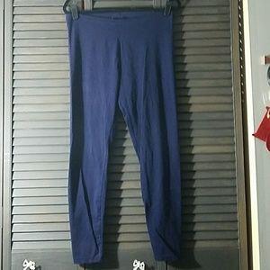 Basic Navy Legging