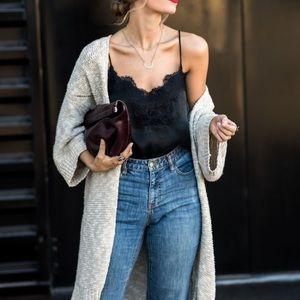 Zara cardigan 😍
