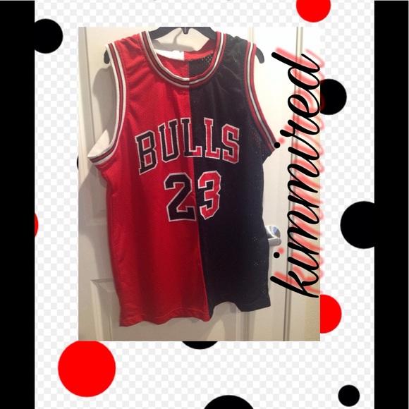 quality design 25d92 ffd41 Michael Jordan/Chicago Bulls Home/Away Jersey~L\48