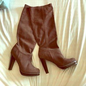 Cole Haan brown boots