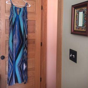 Plus size pattern dress