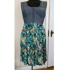 Sundress with Flowers