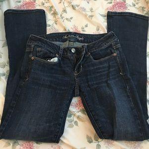 AE stretch jeans