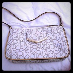 Calvin Klein Monogrammed Bag