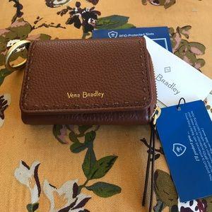 Vera Bradley RF ID Mallory wallet card case nwt