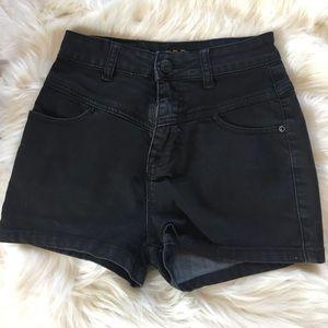 BDG Super High Rise shorts